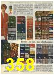 1968 Sears Fall Winter Catalog, Page 358