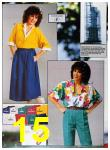 1986 Sears Spring Summer Catalog, Page 15