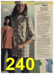1979 Sears Spring Summer Catalog, Page 240
