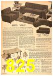 1958 Sears Spring Summer Catalog, Page 825