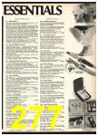 1977 Sears Spring Summer Catalog, Page 277