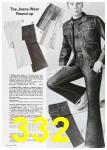 1972 Sears Spring Summer Catalog, Page 332