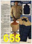 1980 Sears Fall Winter Catalog, Page 655