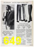1967 Sears Fall Winter Catalog, Page 649