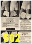 1975 Sears Spring Summer Catalog, Page 502