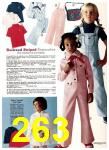 1975 Sears Spring Summer Catalog, Page 263
