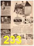 1952 Sears Christmas Book, Page 233