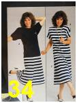 1987 Sears Spring Summer Catalog, Page 34
