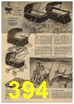 1961 Sears Spring Summer Catalog, Page 394