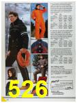 1986 Sears Fall Winter Catalog, Page 526