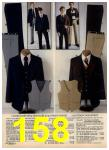1980 Sears Fall Winter Catalog, Page 158