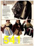 1978 Sears Fall Winter Catalog, Page 541
