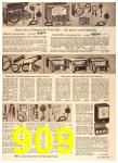 1960 Sears Fall Winter Catalog, Page 909