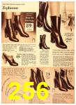 1940 Sears Fall Winter Catalog, Page 256