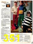 1977 Sears Fall Winter Catalog, Page 351