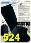 1977 Sears Fall Winter Catalog, Page 524
