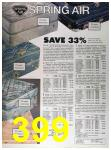 1989 Sears Home Annual Catalog, Page 399