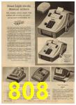 1965 Sears Spring Summer Catalog, Page 808