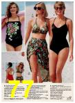 1981 Montgomery Ward Spring Summer Catalog, Page 77