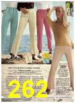 1969 Sears Spring Summer Catalog, Page 262