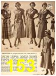 1949 Sears Spring Summer Catalog, Page 153