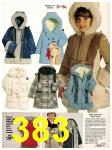 1982 Sears Fall Winter Catalog, Page 383