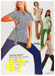 1972 Sears Spring Summer Catalog, Page 47