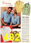 1962 Montgomery Ward Spring Summer Catalog, Page 482