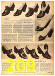 1958 Sears Spring Summer Catalog, Page 209