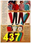 1966 Montgomery Ward Fall Winter Catalog, Page 437