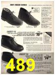 1975 Sears Fall Winter Catalog, Page 489