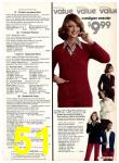 1977 Sears Fall Winter Catalog, Page 51