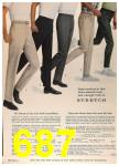 1964 Sears Spring Summer Catalog, Page 687