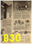 1965 Sears Spring Summer Catalog, Page 830