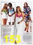 1973 Sears Spring Summer Catalog, Page 153