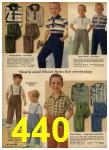 1962 Sears Spring Summer Catalog, Page 440