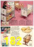 1972 Montgomery Ward Christmas Book, Page 182