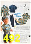 1967 Sears Spring Summer Catalog, Page 492