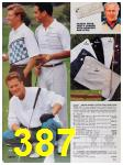 1991 Sears Spring Summer Catalog, Page 387