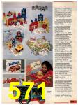 1985 Sears Christmas Book, Page 571