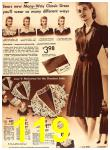 1942 Sears Spring Summer Catalog, Page 119