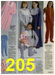 1980 Sears Fall Winter Catalog, Page 205