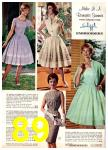 1962 Montgomery Ward Spring Summer Catalog, Page 89