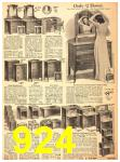 1940 Sears Fall Winter Catalog, Page 924