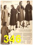 1956 Sears Fall Winter Catalog, Page 346