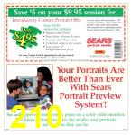 1995 Sears Christmas Book, Page 210