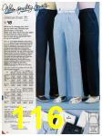 1986 Sears Spring Summer Catalog, Page 116
