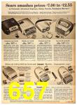 1958 Sears Fall Winter Catalog, Page 657