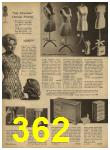 1962 Sears Spring Summer Catalog, Page 362