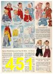 1958 Sears Fall Winter Catalog, Page 451